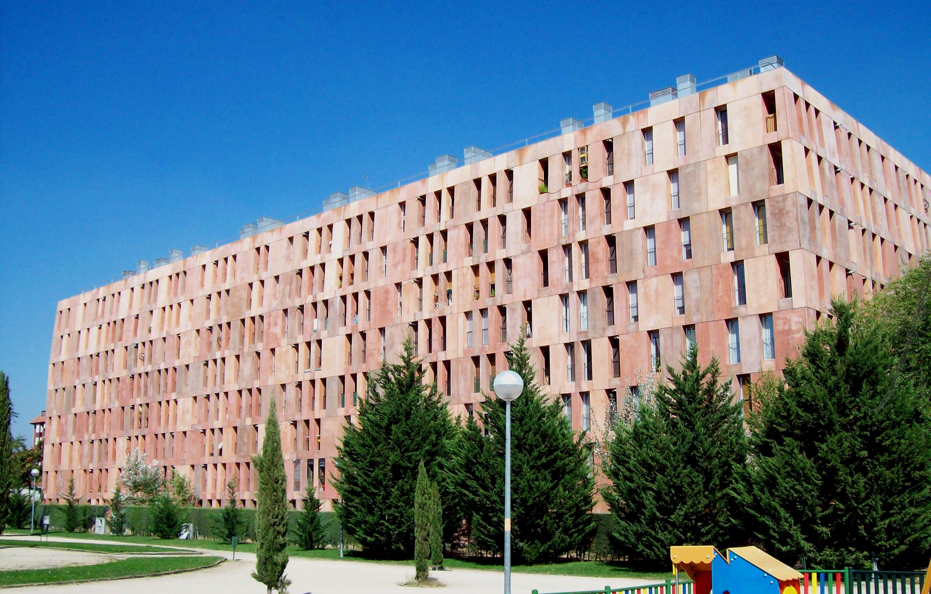Эдифисио Verona,203А, Вильяверде, Мадрид. Фото 1