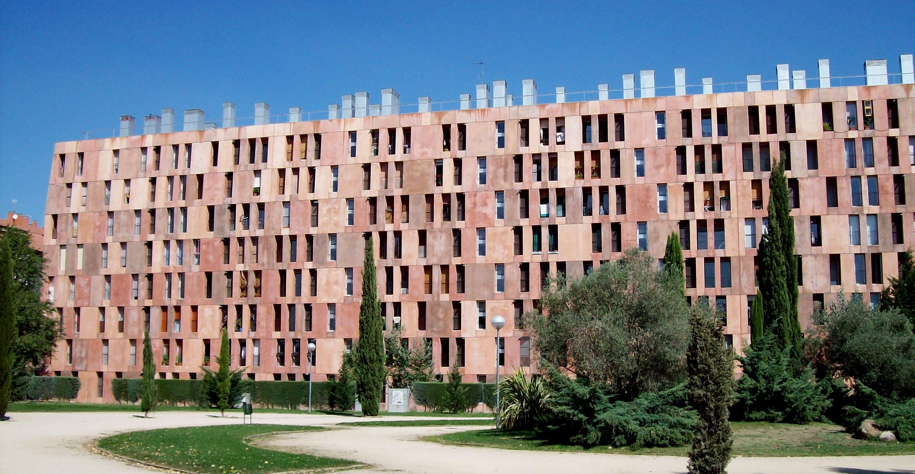 Эдифисио Verona,203А, Вильяверде, Мадрид. Фото 2