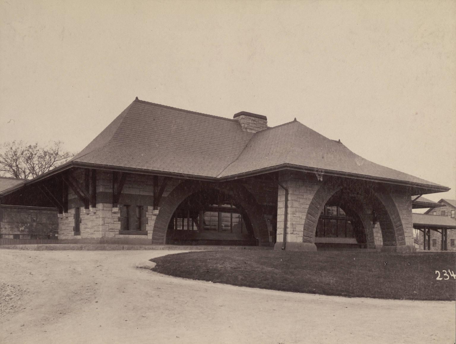 Архитектурный шедевр архитектора Генри Гобсона Ричардсона - Фото 1