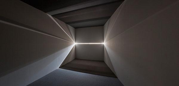 Креативная световая инсталляция от Chris Fraser