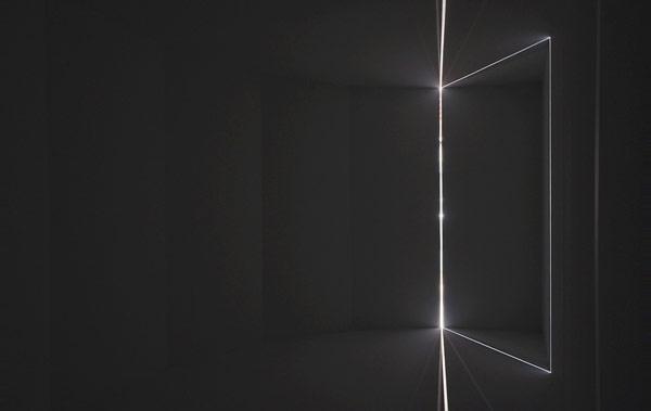 Восхитительная световая инсталляция от Chris Fraser
