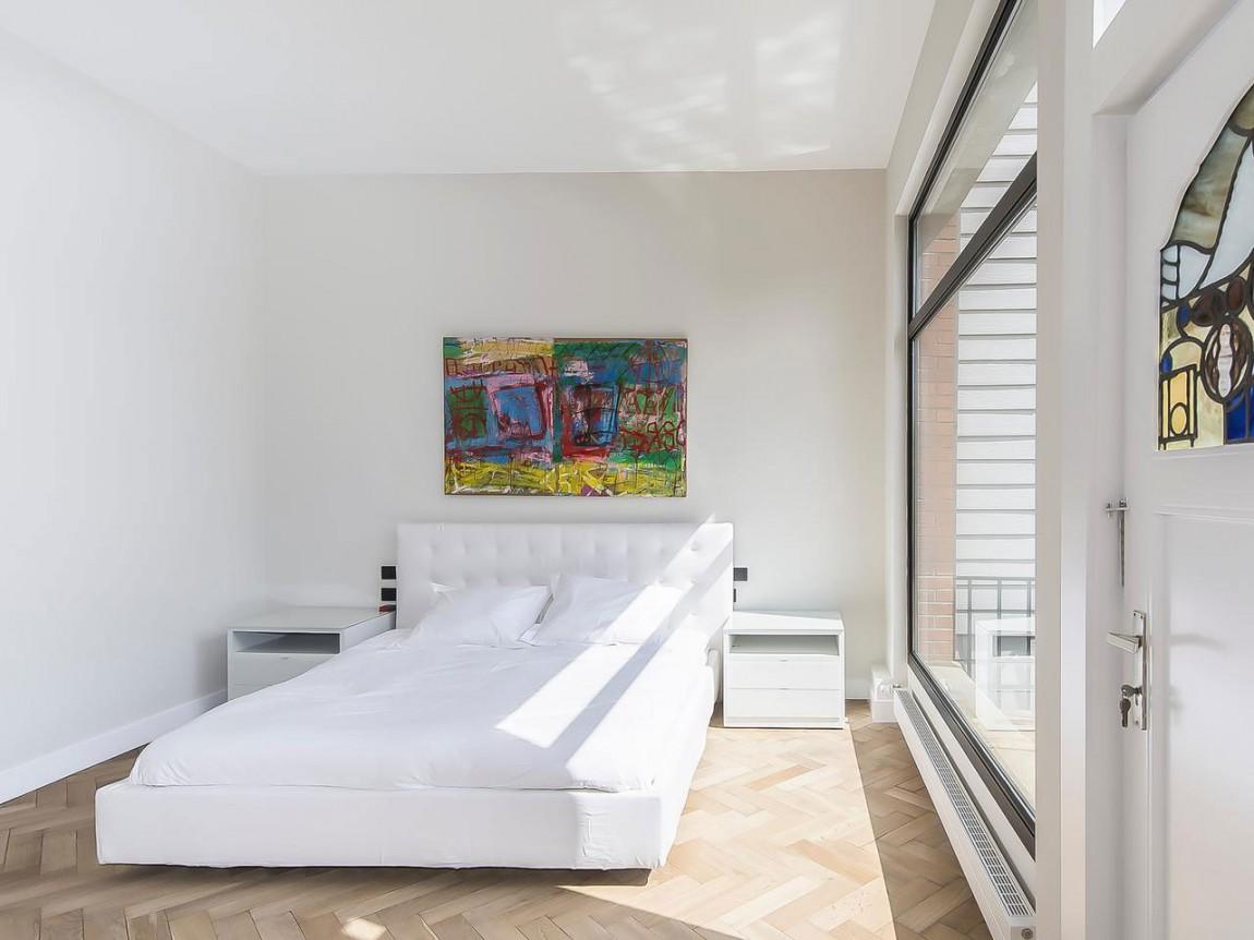 Спальня апартаментов в стиле ар-деко