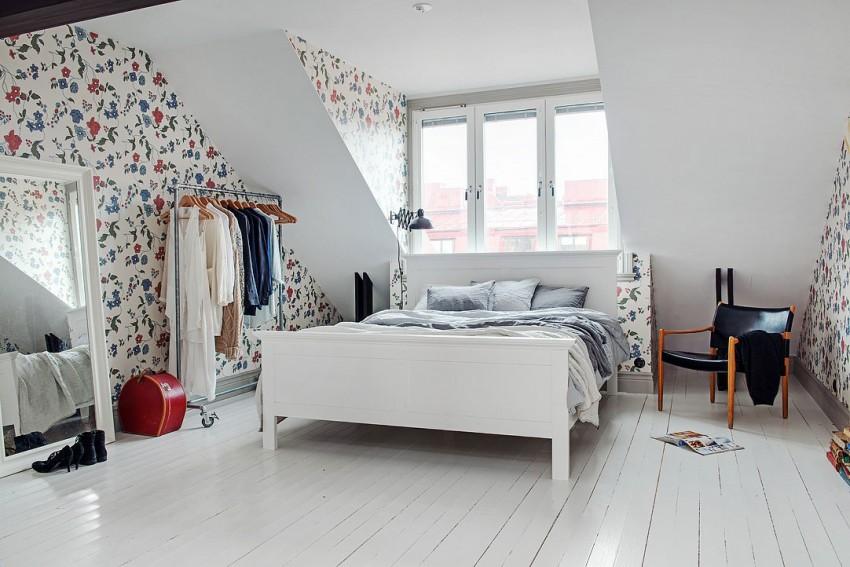 Головокружительный дизайн интерьера спальни