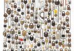 Остин Рэдклифф: аккуратная организация вещей в потрясающих воображение иллюстрациях