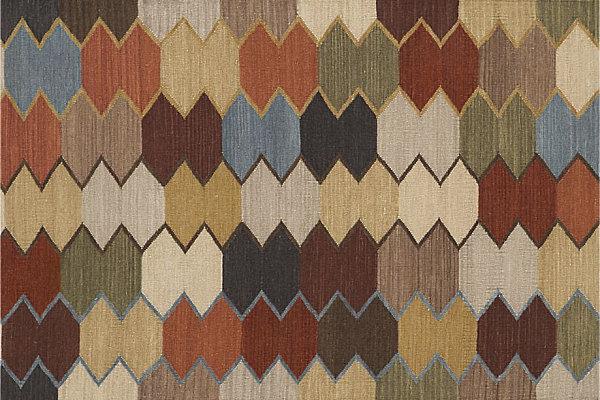 Interior decoration - photo design solutions in autumn colors