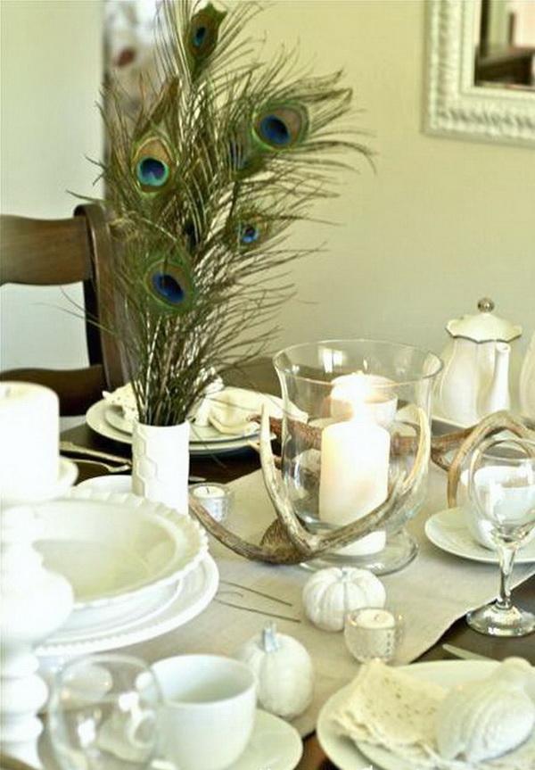 Стеклянная посудина для свечей