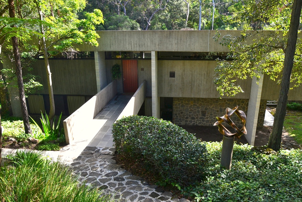 АHarry and Penelope Seidler house