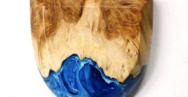Бритта Бекман: новая стильная бижутерия из искусственной смолы и дерева