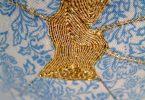 Шарлотта Бейли: необычная реставрация керамики с помощью шитья