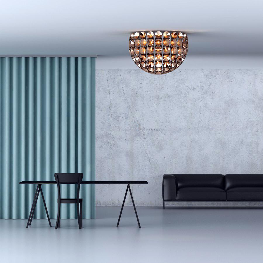 Замечательный круглый подвесной светильник от Daniel Becker