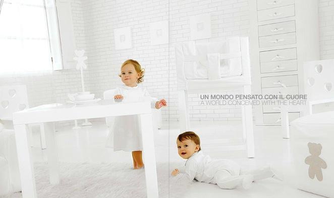 Мебель для детских Bambino
