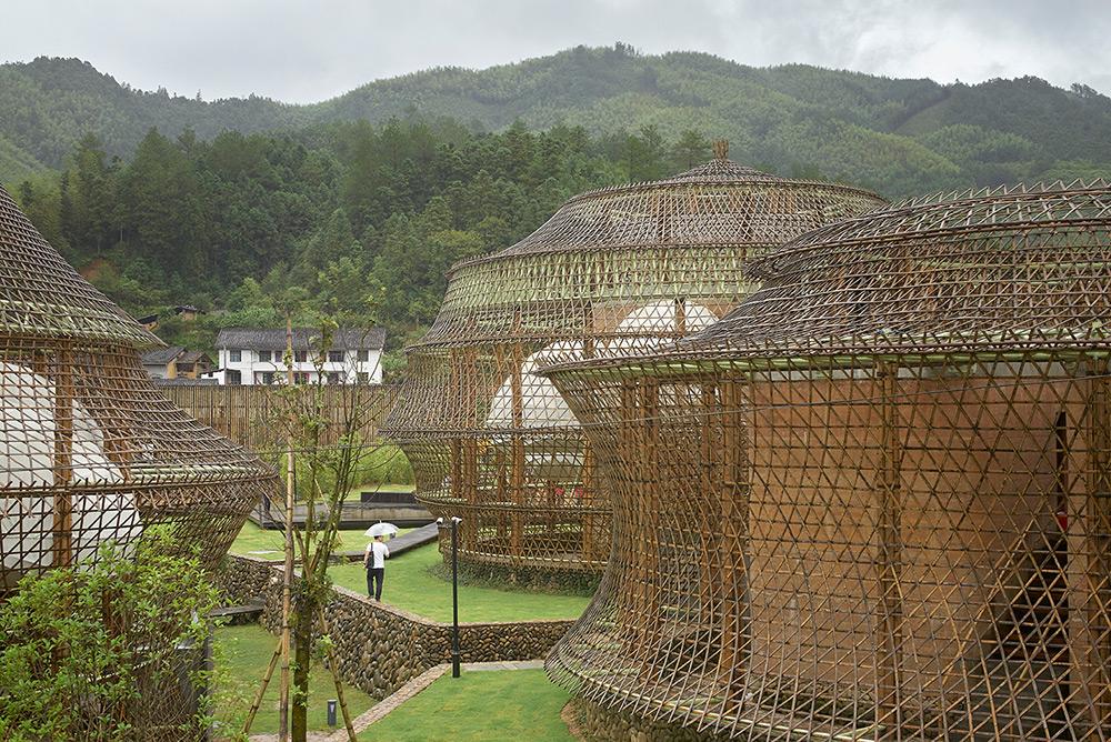 Биеннале архитектуры из бамбука в Китае, 2016