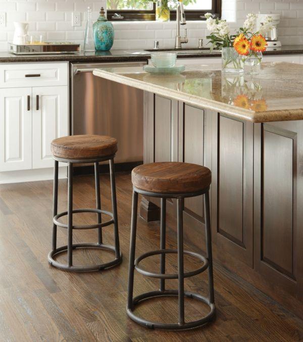 Барный стул для кухни своими руками 84