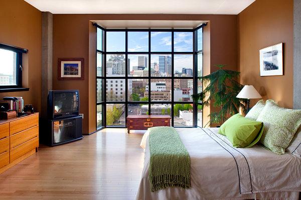 Эркер в интерьере - замечательные модели window seats для со.