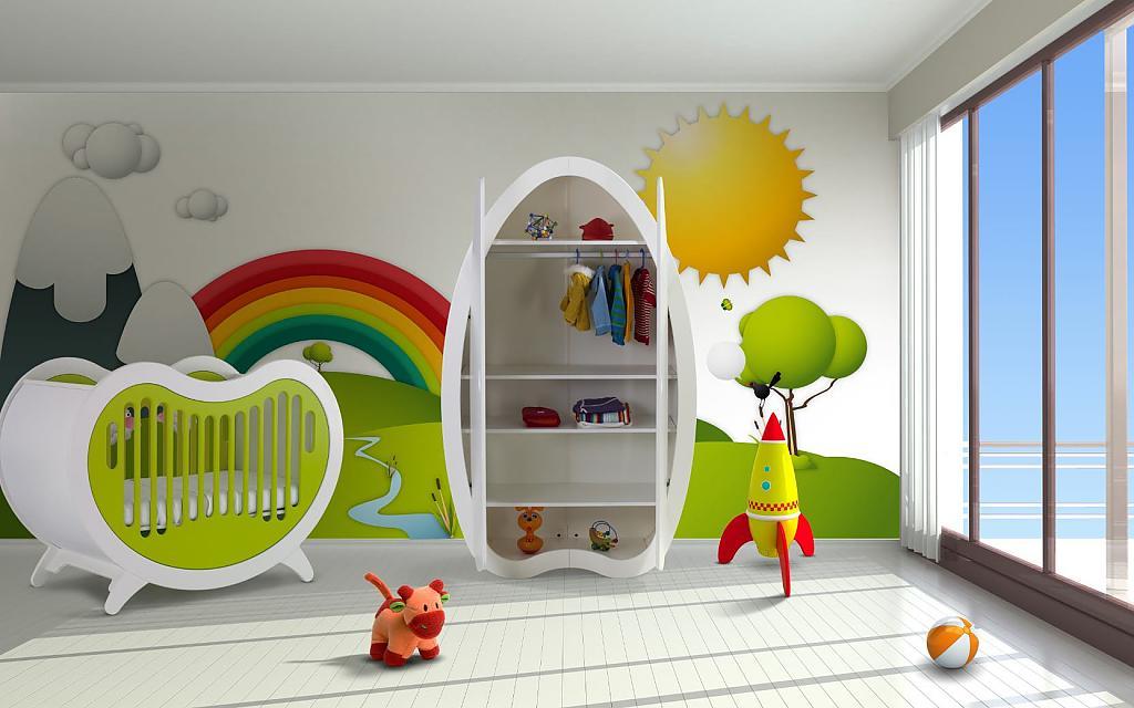 Набор детской мебели для новрожденного Beaneasy Dream