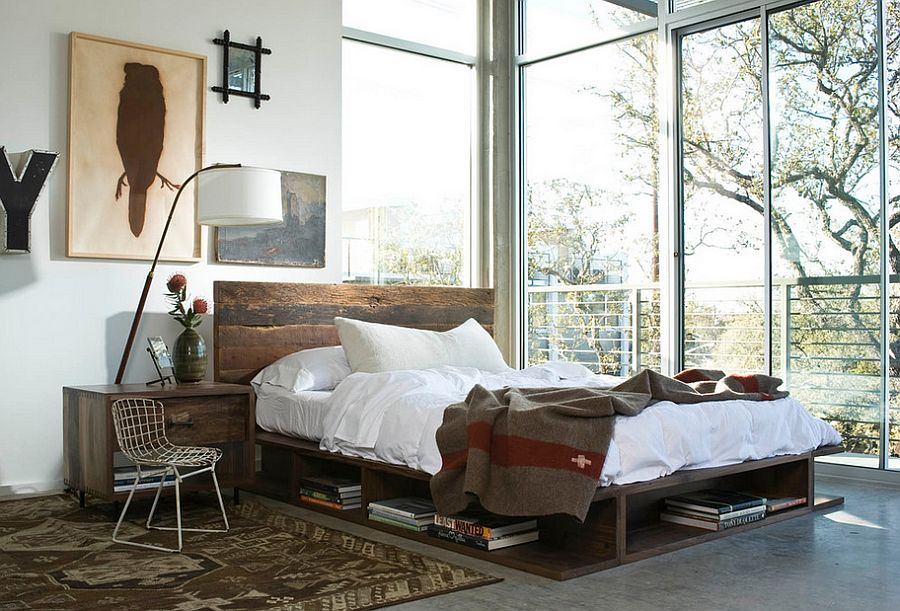 Чудесное изголовье кровати