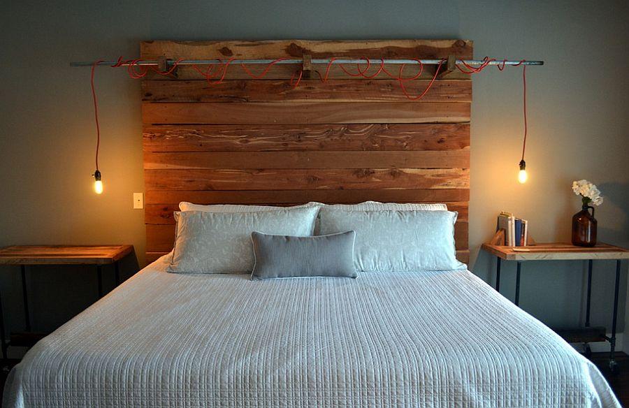 Поразительное изголовье кровати