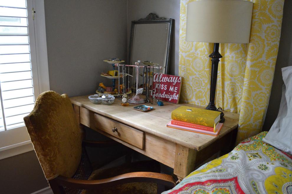 Винтажная мебель в интерьере от Sarah Greenman