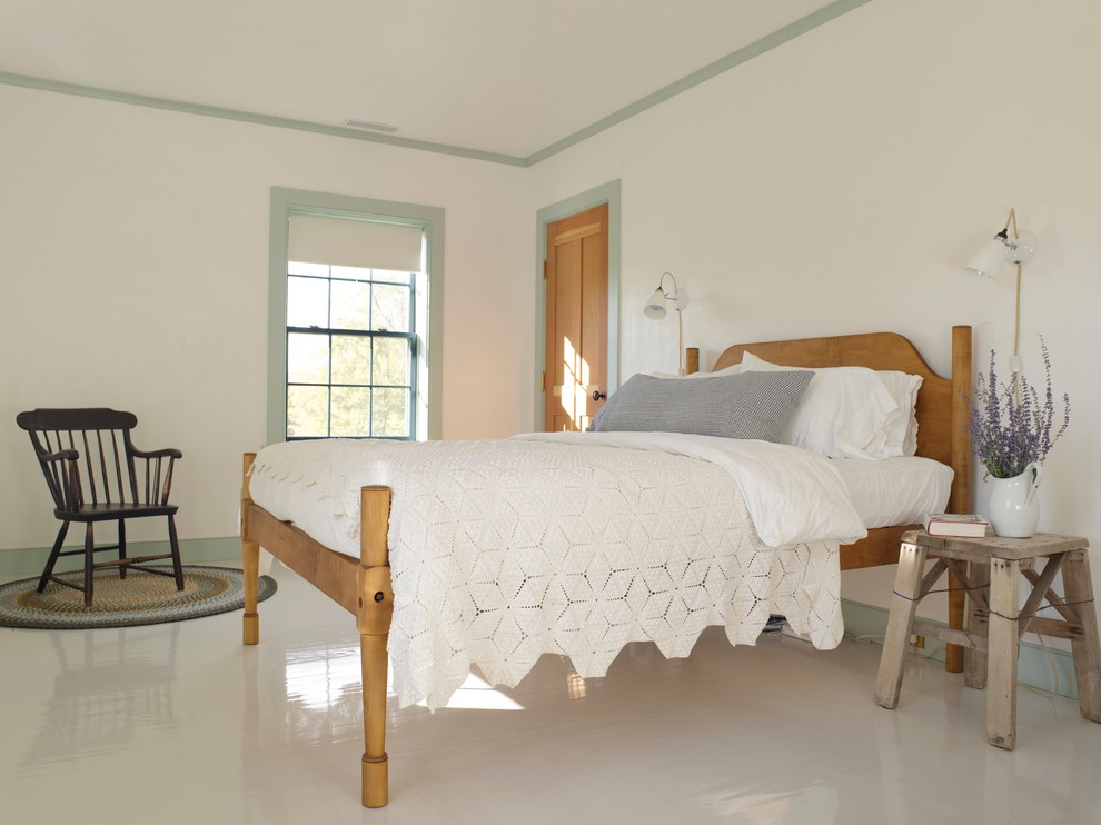 Спальня в стиле винтаж от Rafe Churchill
