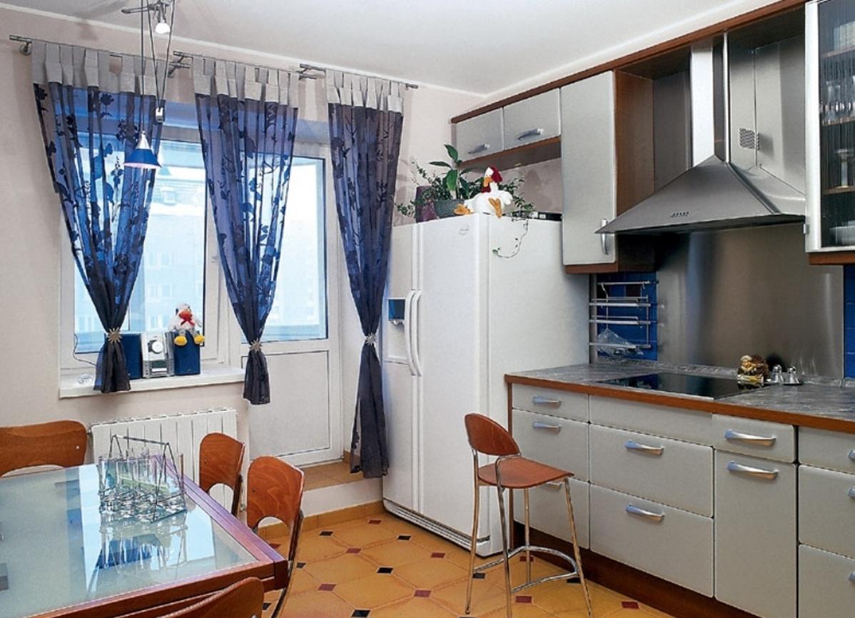Простой дизайн кухни своими руками
