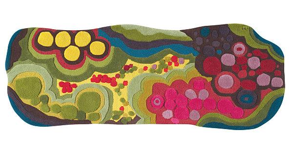 Прекрасные цветочные мотивы в интерьерном дизайне