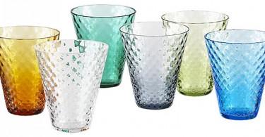 Ослепительный дизайн стаканов