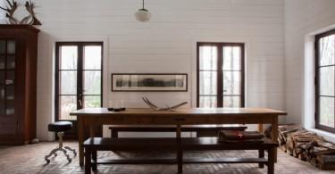 Оформления интерьера в органичном современном стиле