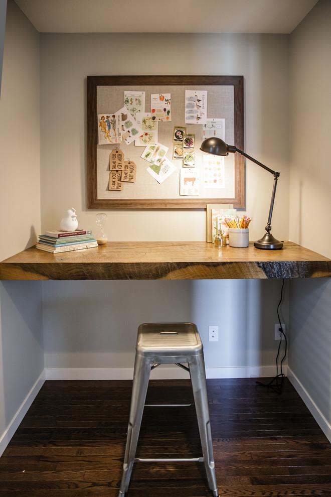 Домашний офис в современном стиле