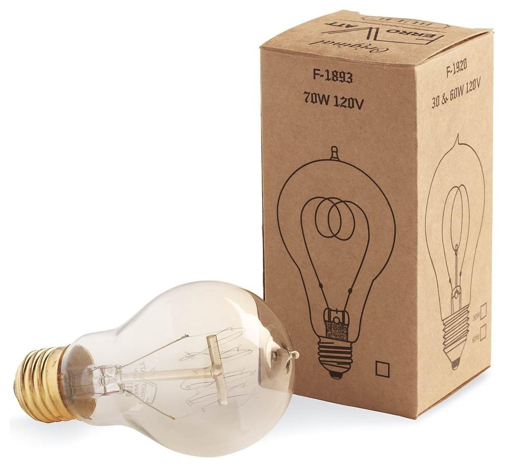 Лампочка для светильника своими руками