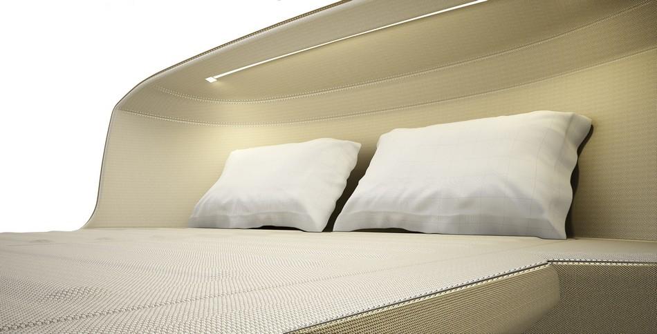Удобный диван из будущего Sleeping Tomorrow от Axel Enthoven