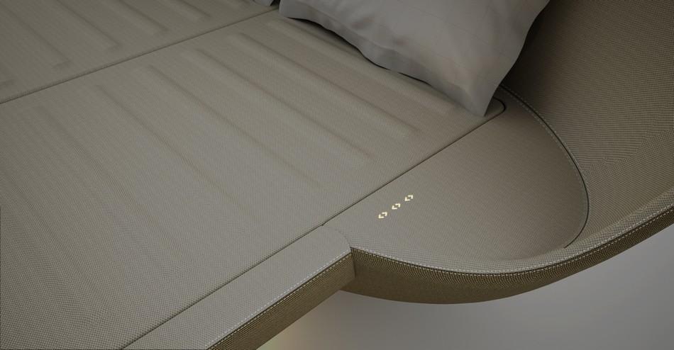 Креативный диван из будущего Sleeping Tomorrow от Axel Enthoven