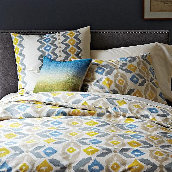 Геометрия на постельном белье