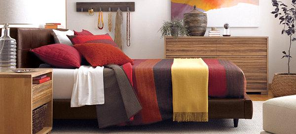 Радужные цвета постельного белья