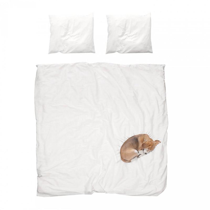 Белое постельное белье от SNURK