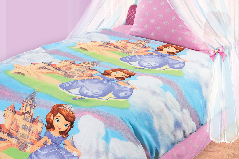 Золушка на постельном белье