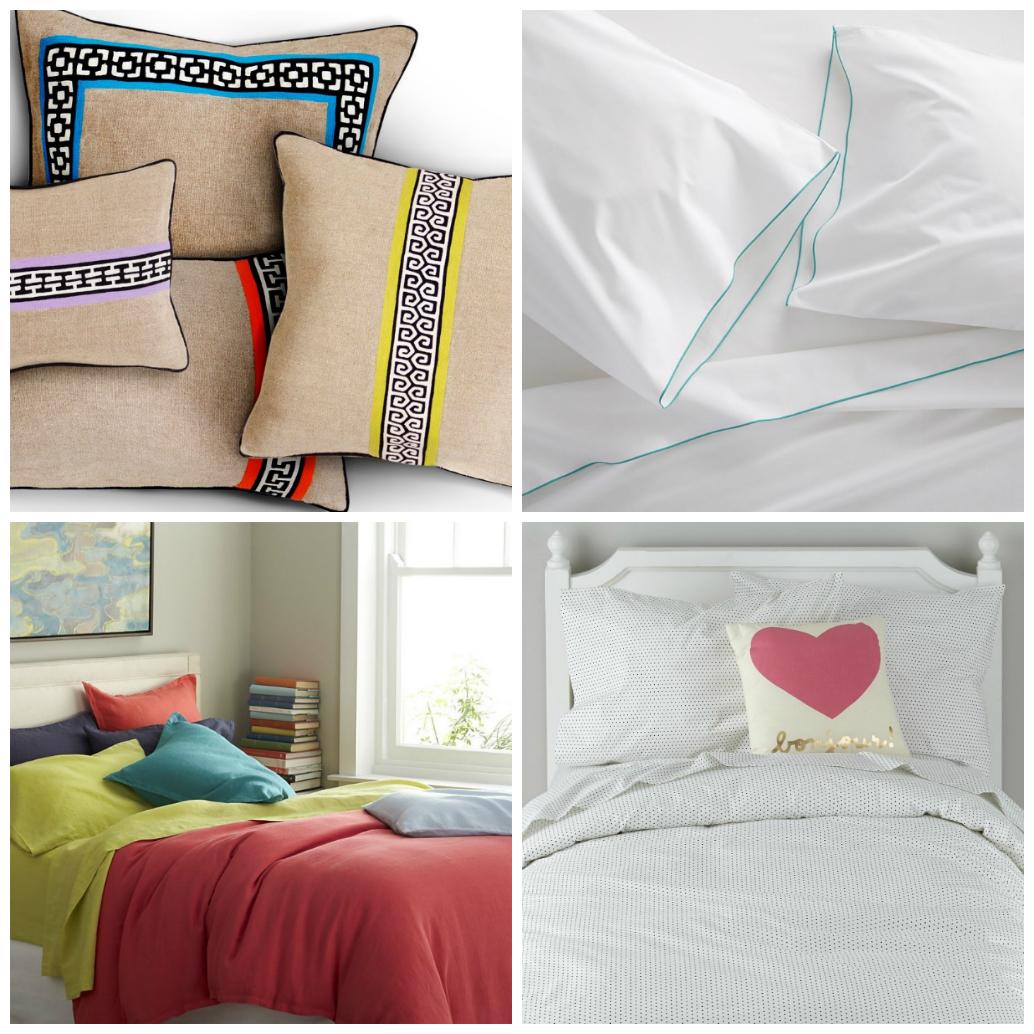 Современные тенденции оформления постельного белья