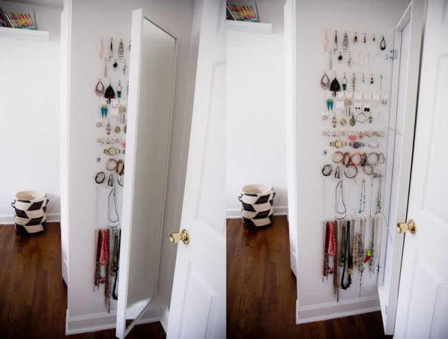 Шкаф для хранения украшений от IKEA