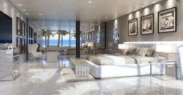 Восхитительный дизайн интерьера спальни