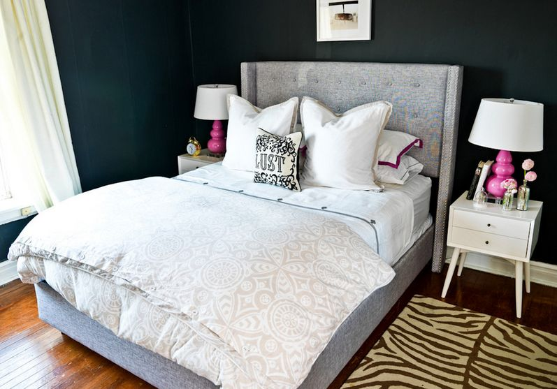 Головокружительная тумбочка для хранения мелочей у кровати