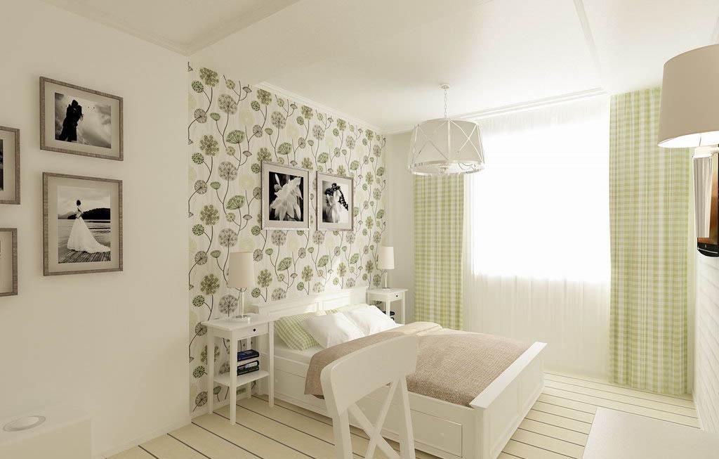 Красивые прикроватные столики в скандинавском стиле