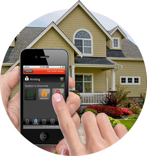 Управление автоматизацией дома через IPad