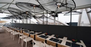 Pесторан Besame Mucho на выставке Milan Expo 2015