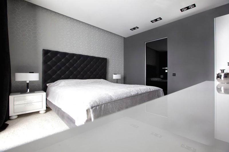 Белое постельное белье в интерьере