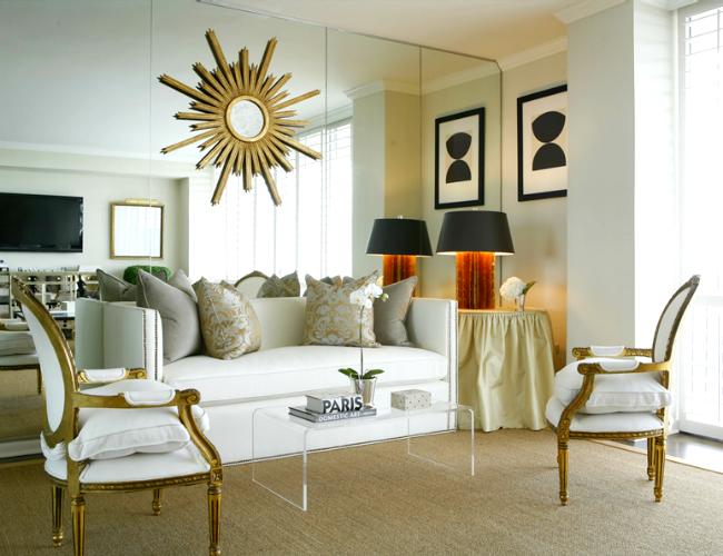 Elegant photo wall art ideas for living room
