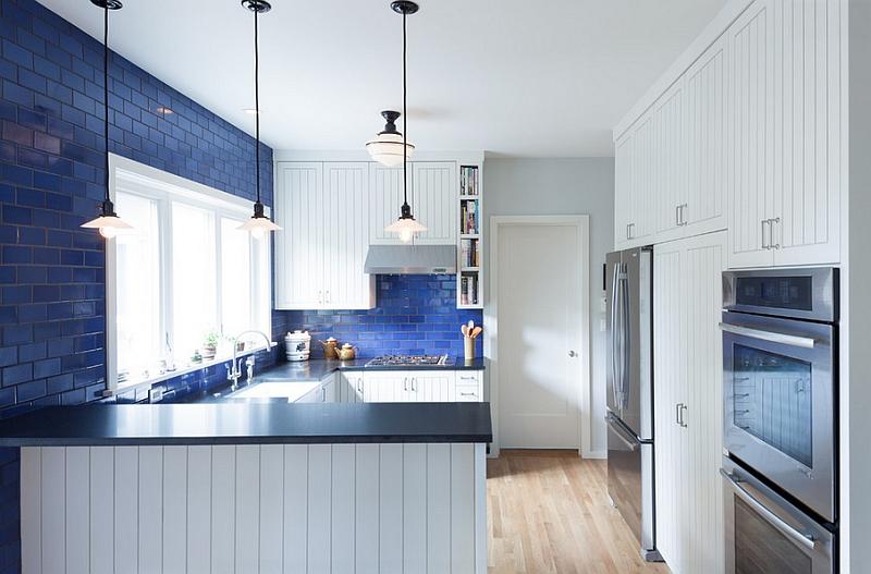 Кухня в английском стиле 20-х