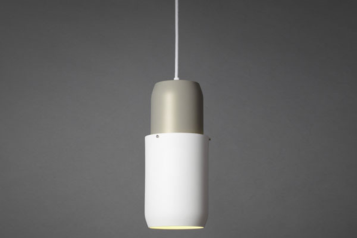 Красивый светильник Boundary от Faudet-Harrison