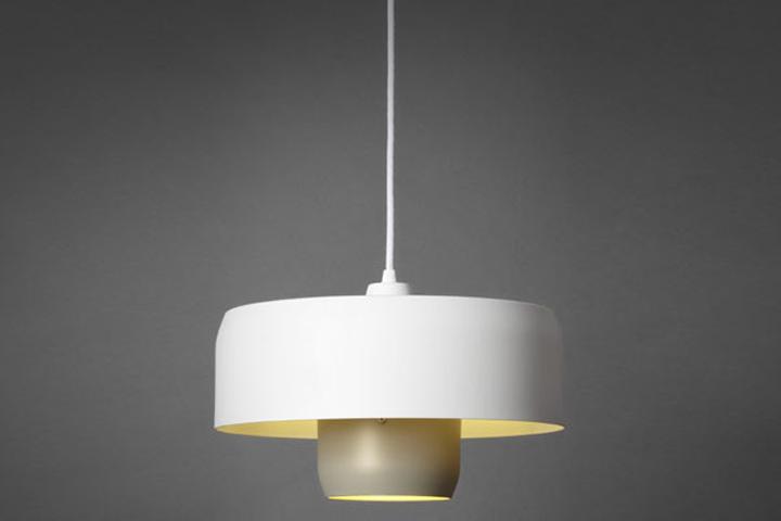 Удивительный светильник Boundary от Faudet-Harrison