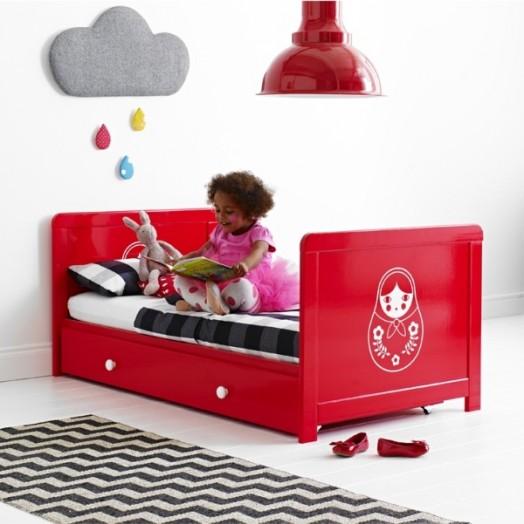 Детская кроватка-трансформер от Cosatto