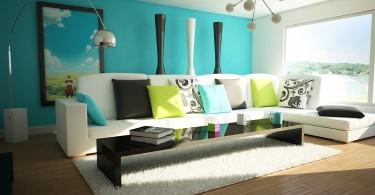 bright color in the interior-01