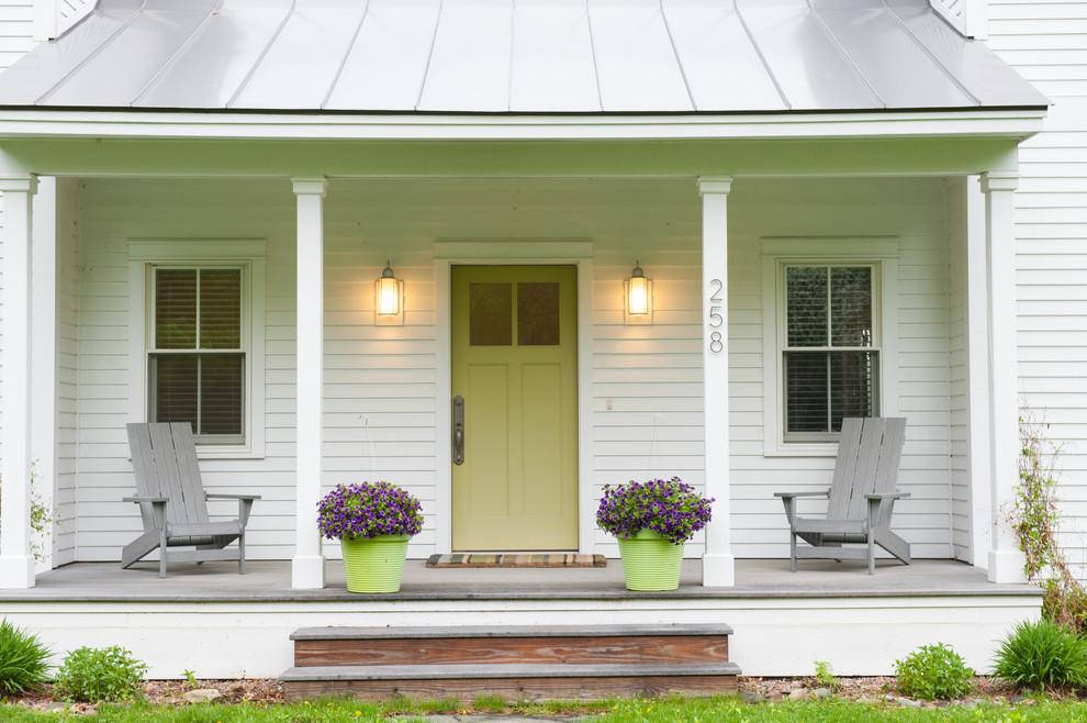 Hišna vhodna osvetlitev